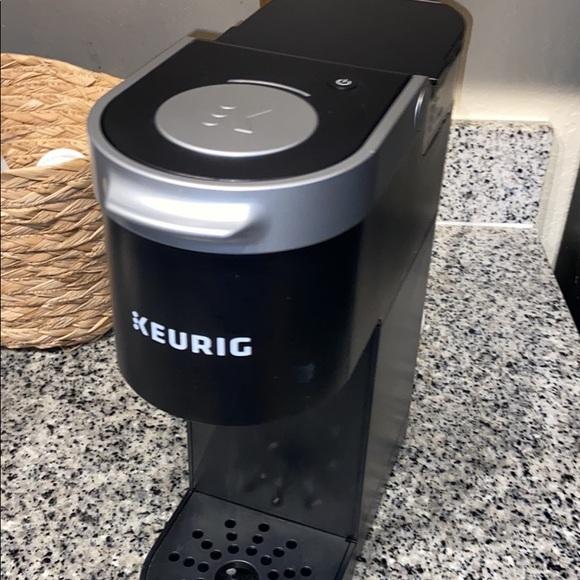 Black Keurig Mini Coffee Maker